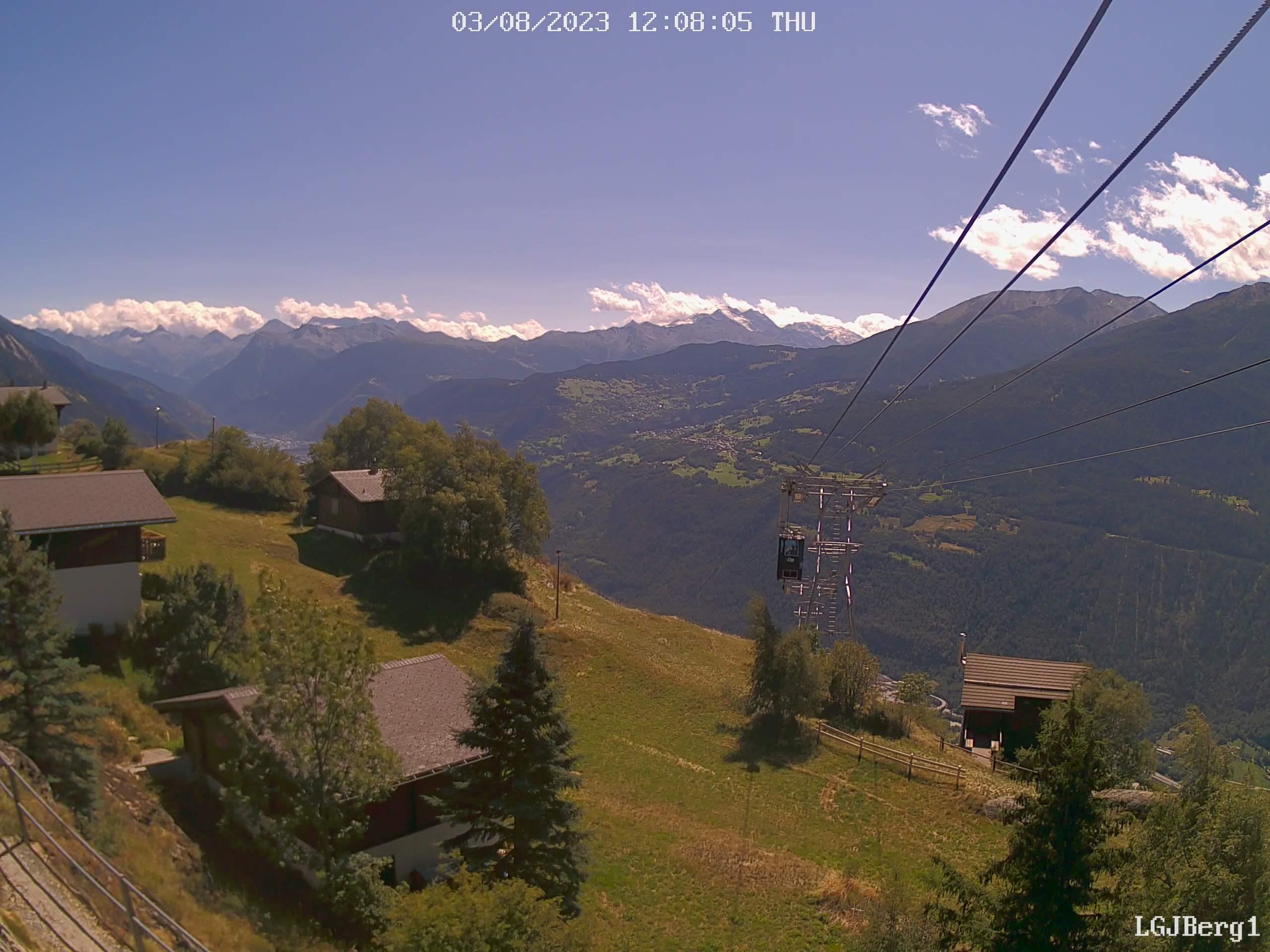 Webcam Jeizinen Bergstation